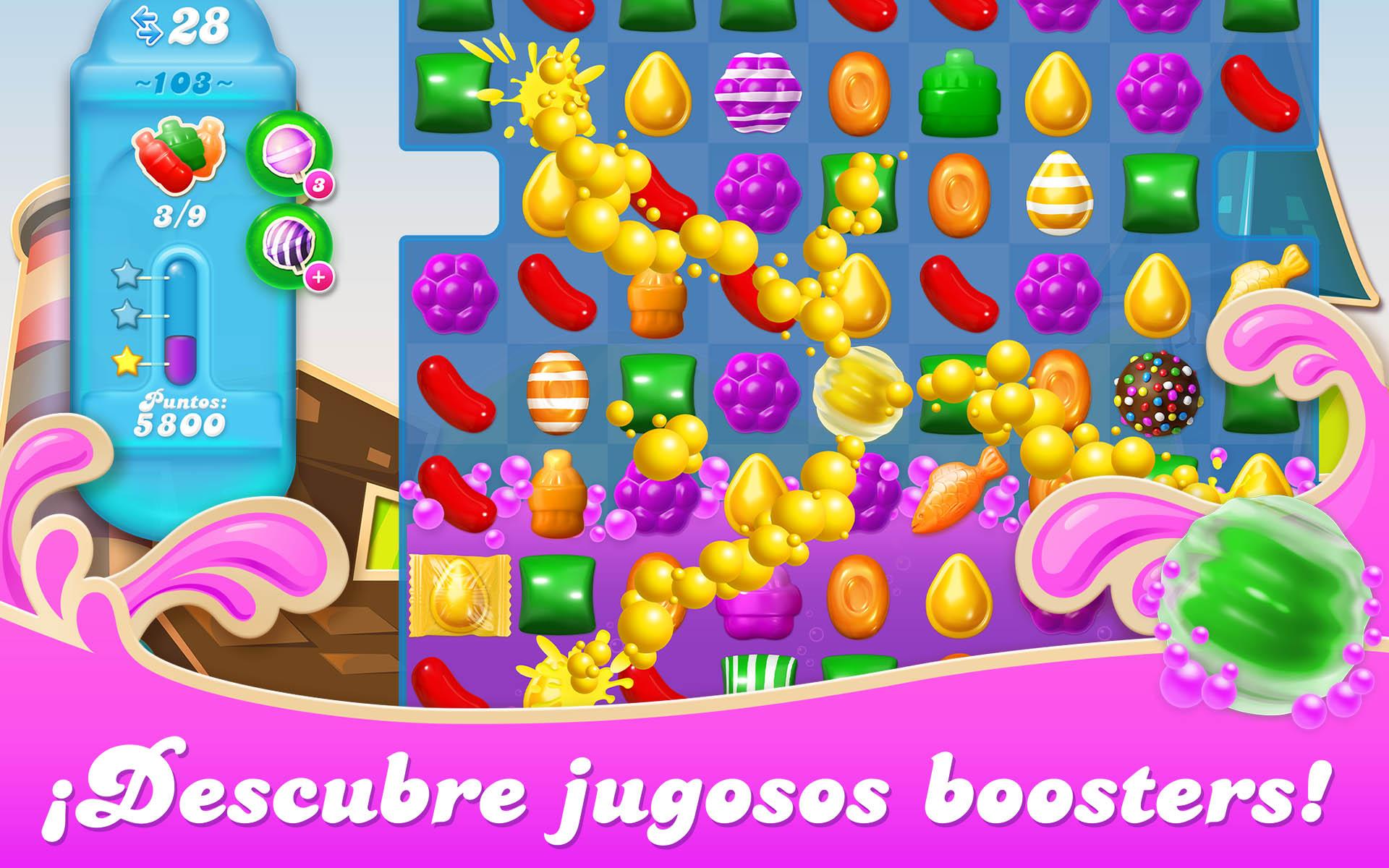 Candy Crush Soda Saga Amazon Es Appstore Para Android