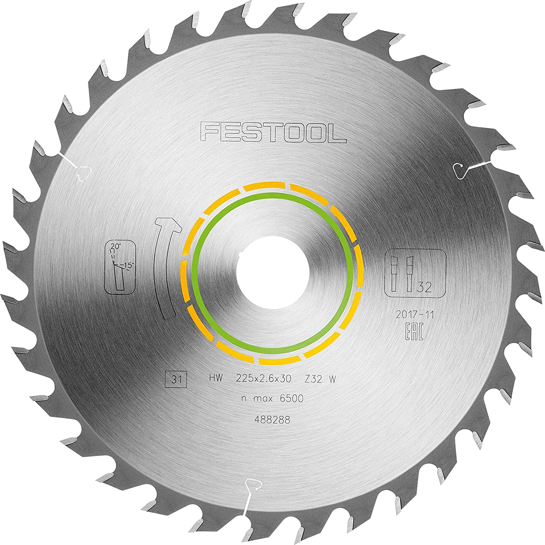 Festool 490517 Hoja de sierra universal 190x2,8x30 W32