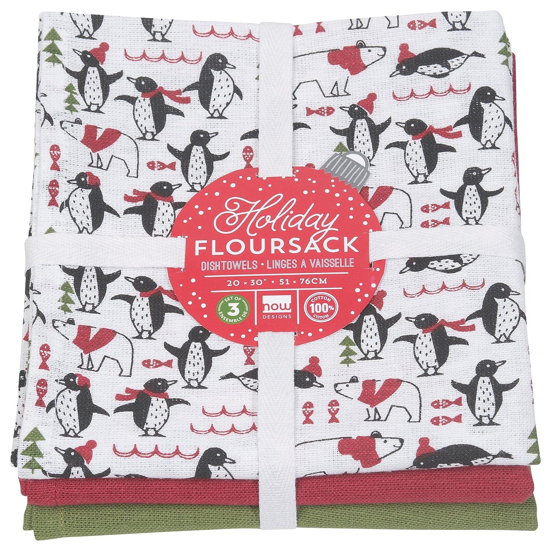 Black Now Designs Floursack Set