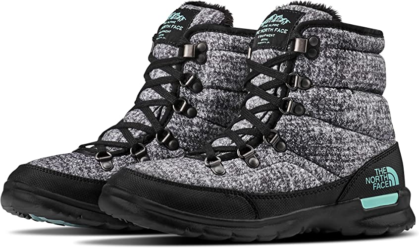 Face North Neige Thermoball Lace de The IIBottes Femme eWHIYE2b9D
