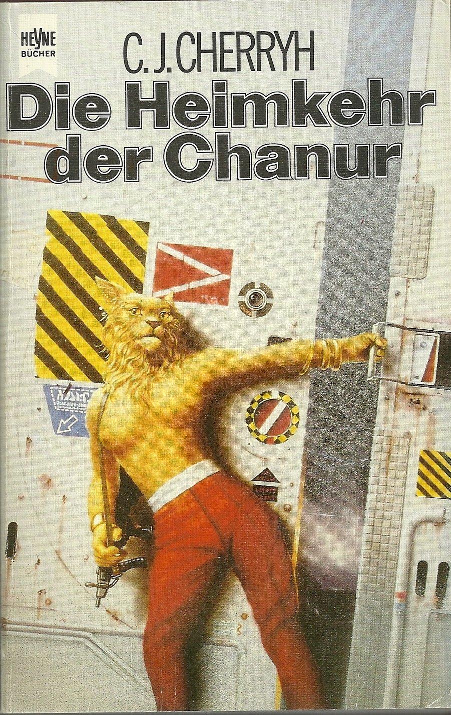 C. J. Cherryh – Die Heimkehr der Chanur (Chanur 4)