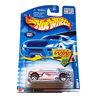 Hot Wheels 081 Deora II: Toys & Games