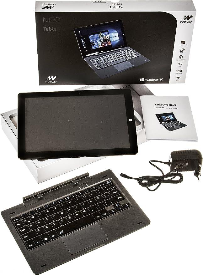 Netway Next- Tablet de 10.1