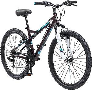 Mongoose Silva Mountain Bike, For Women and Girls