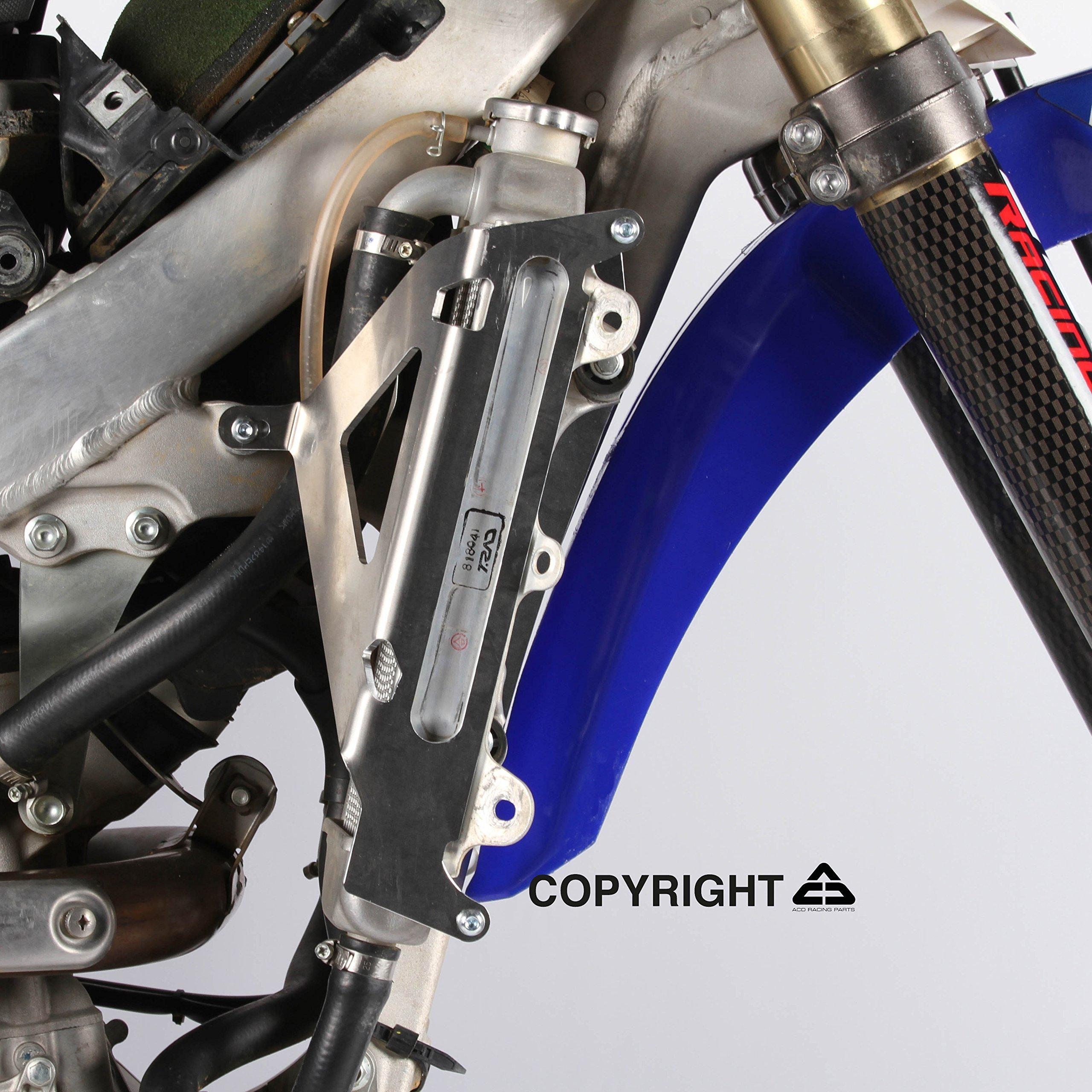 Radiator Guards Yamaha YZ250F 2014-2017 — YZ 250 F Protection Braces ACD