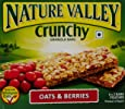 Nature Valley Crunchy, Oats and Berries, 252g