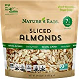 Nature's Eats Sliced Almonds, 24 Ounce