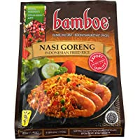 bamboe - NASI GORENG - INDONESIAN FRIED RICE - 6 x 1.4 OZ / 40 g / Product of Indonesia