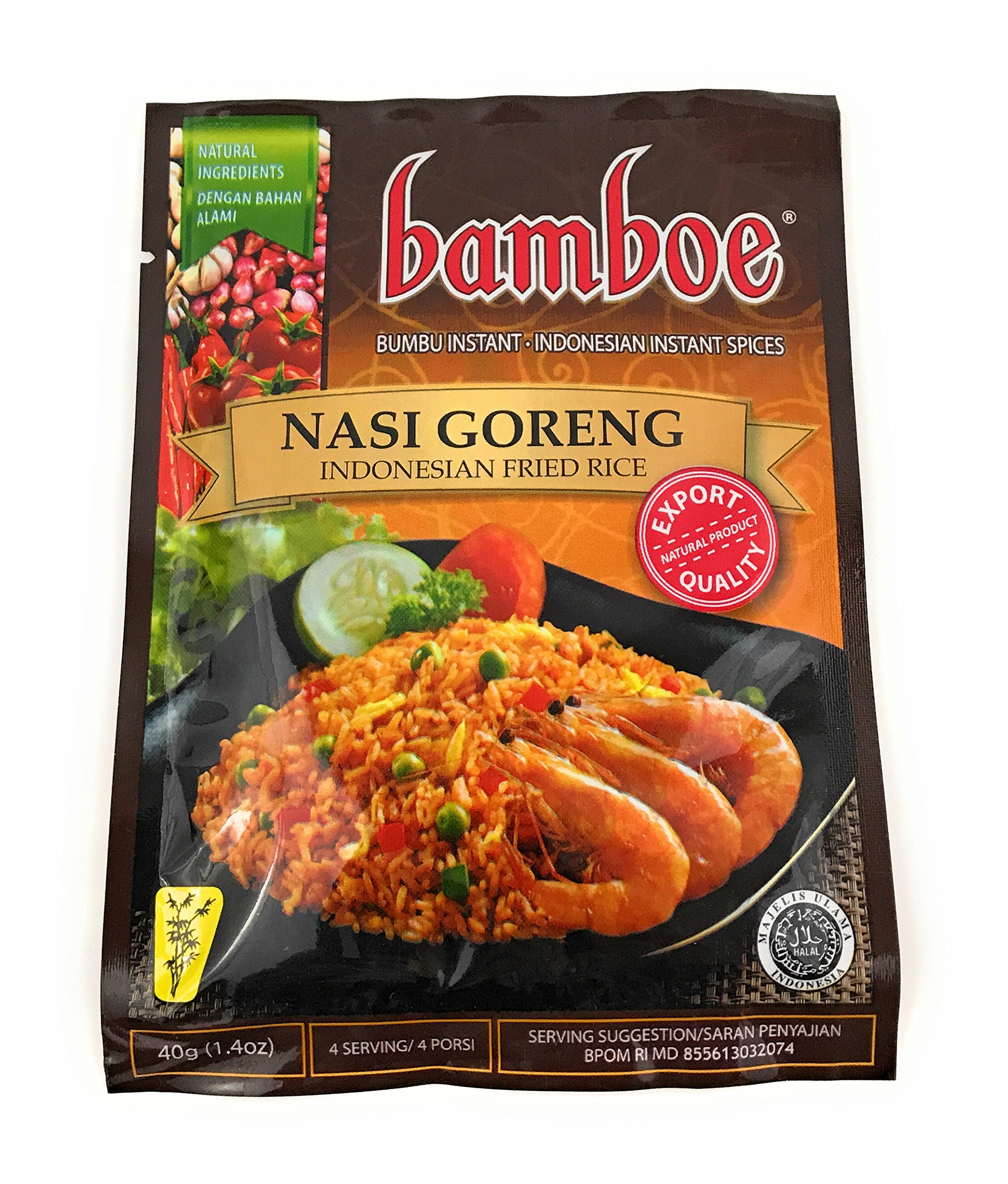 Amazon.com : bamboe - RENDANG - INDONESIAN DRY CURRY PASTE