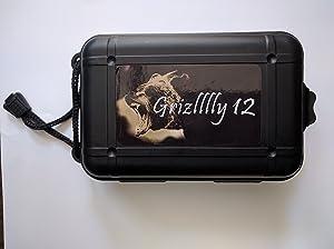Tactical Flashlight Grizlllly 12