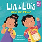 Lia & Luis: Who Has More? (Storytelling Math Book 1)