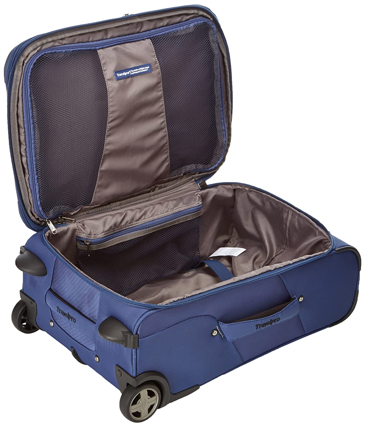 c2fa58b58 Amazon.com | Travelpro Luggage Maxlite3 22 Inch Expandable Rollaboard, Blue,  One Size | Suitcases
