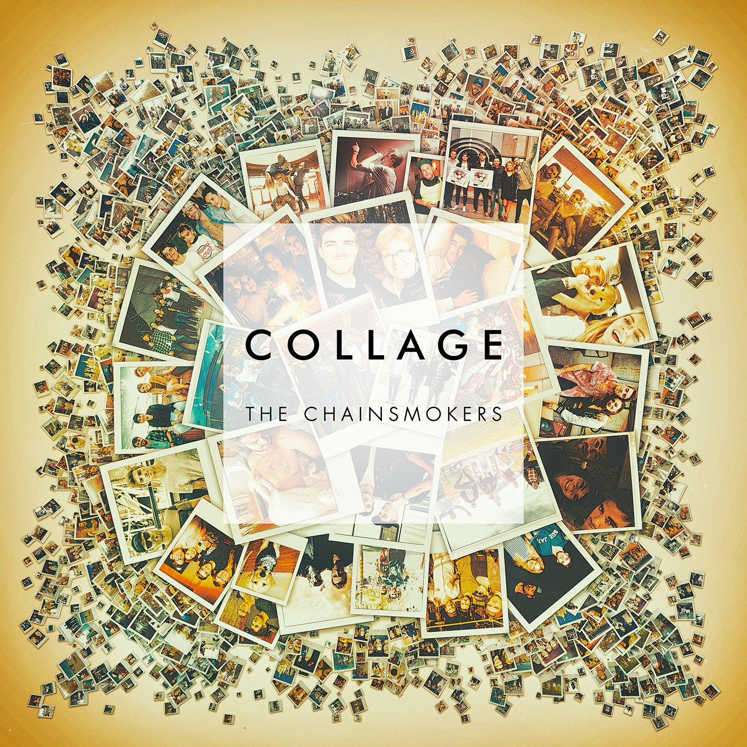 CD : Chainsmokers - Collage (Extended Play)