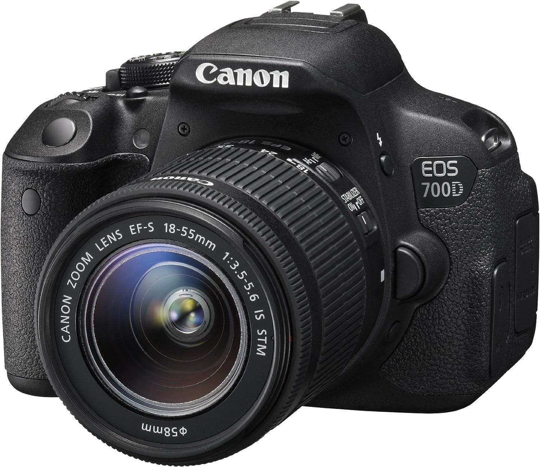 Canon 700d Ef S 18 55 Mm F Kamera