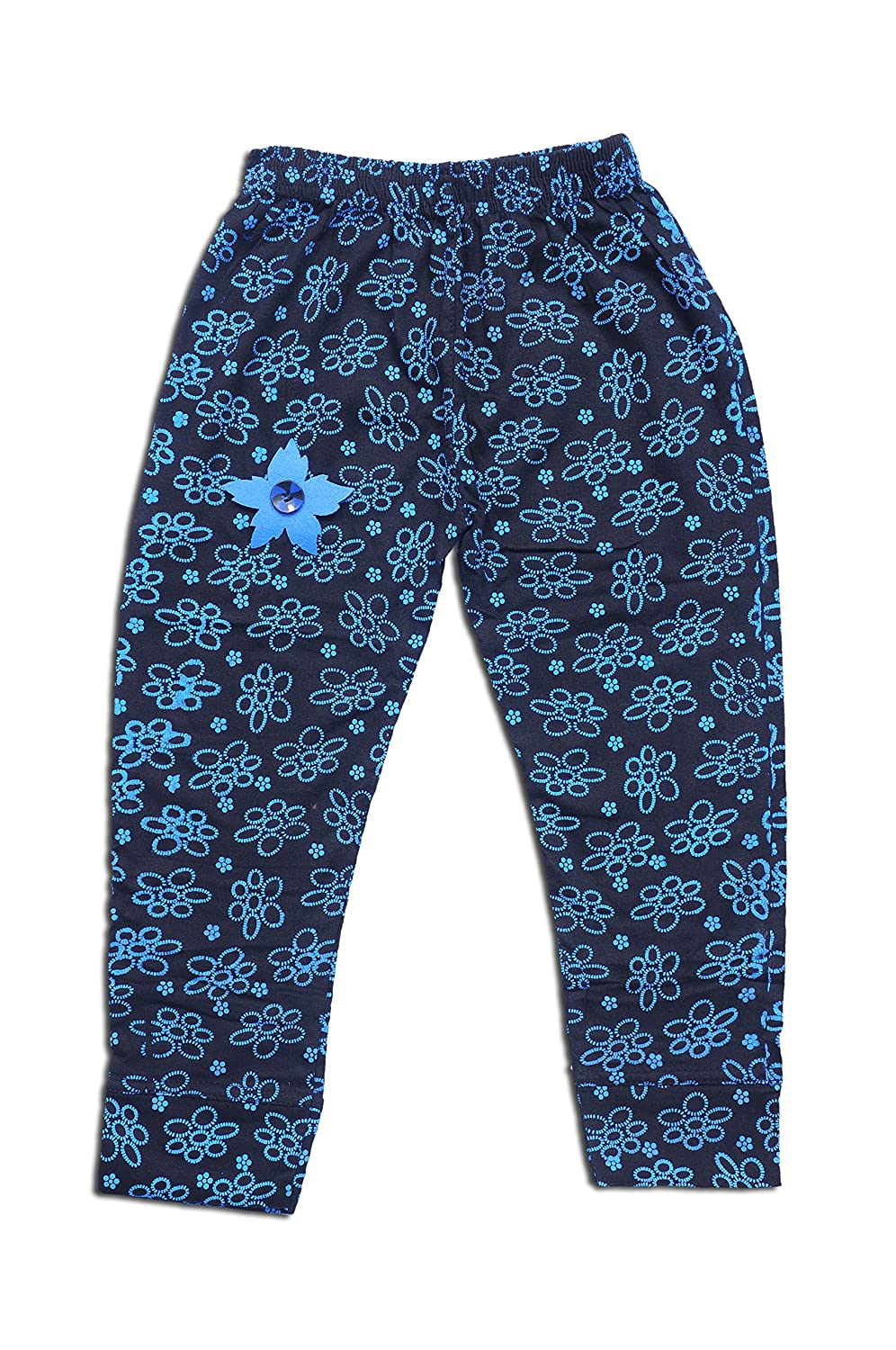 2f534c0a0415e T2F Girl's Cotton Printed Leggings - Pack Of 5: Amazon.in: Clothing &  Accessories