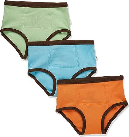 Safari Friends Age 2//3 Years Zoocchini Boys Training Pants Pack of 3