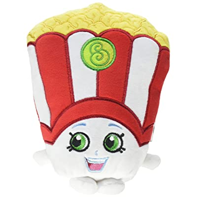"Shopkins 7"" Plush Poppy Corn Plush Figure: Toys & Games"