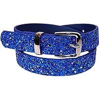 EANAGO Cinturón infantil 'Cristal de hielo', para niños de jardín de infantes y escuela primaria,