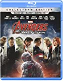 Marvel's Avengers: Age of Ultron [3D Blu-ray + Blu-ray + Digital HD] (Bilingual)