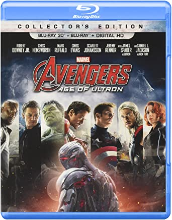 amazon com marvel s avengers age of ultron collector s edition