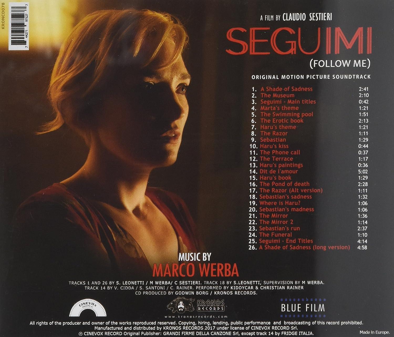 Marco Werba - Seguimi / O.S.T. - Amazon.com Music