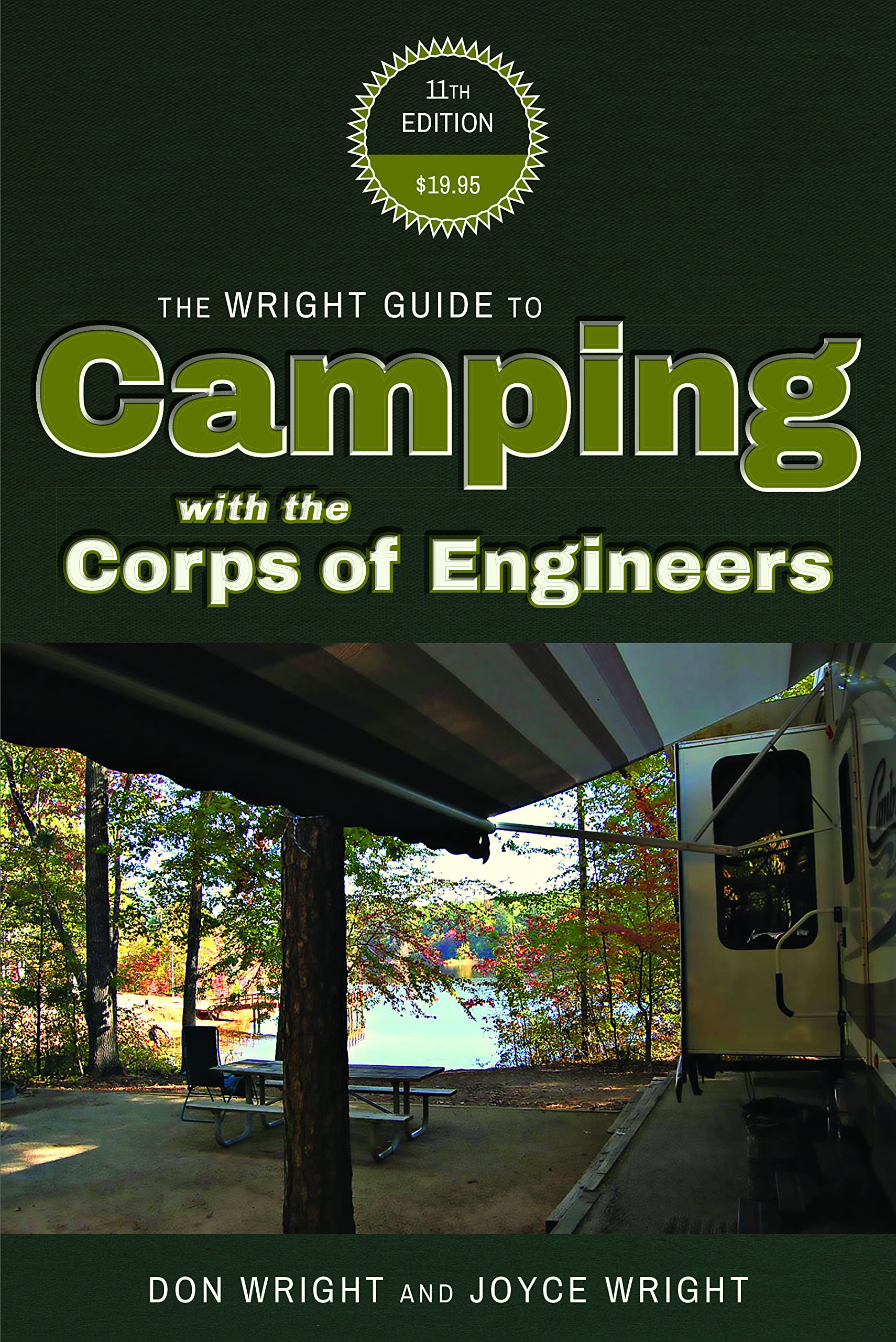 The Wright Guide to Camping with the Corps of Engineers: Don Wright, Joyce  Wright: 9780937877609: Amazon.com: Books
