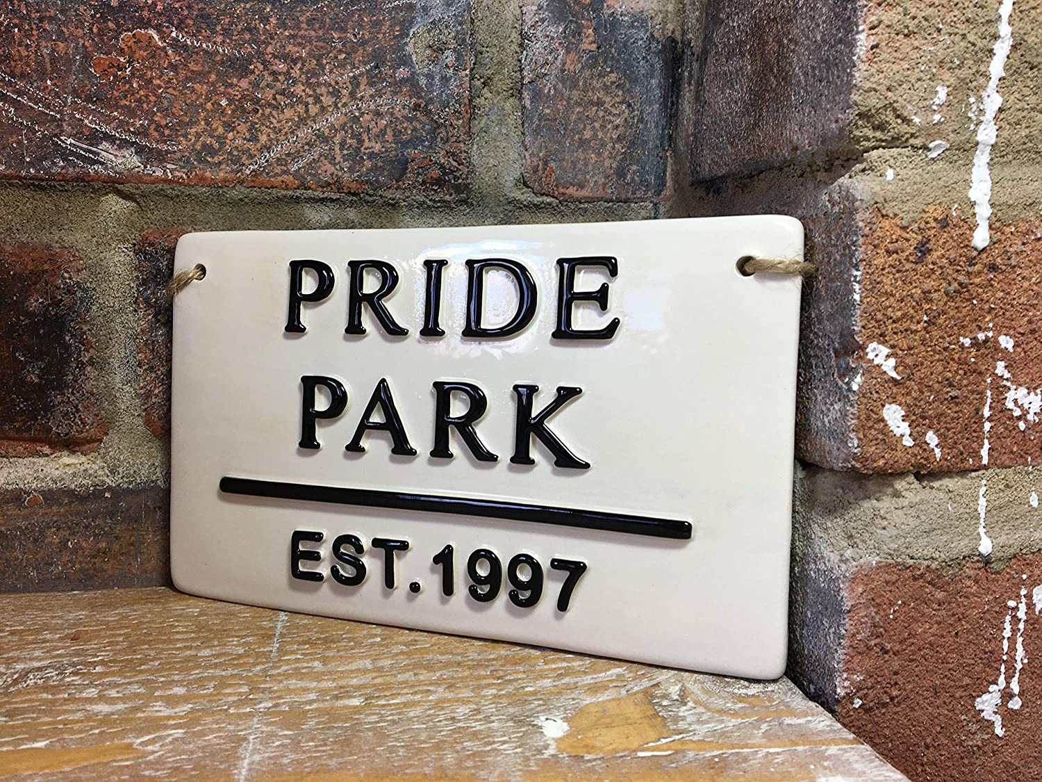 PRIDE PARK-Derby County-Football Sign-London Street Sign-Derby Football Gifts