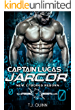 Captain  Lucas Jarcor - The begining: A Cyborg's fighting machine first and only Mate - Contains an extended preview of Bretdon Book #3 in the series (The Cyborgs Reborn 1)