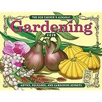 The Old Farmer's Almanac 2019 Gardening Calendar