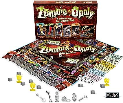 Zombie-Opoly: Amazon.es: Juguetes y juegos