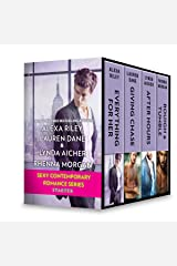 Sexy Contemporary Romance Series Starter: An Anthology Kindle Edition