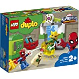 LEGO DUPLO Marvel Super Hero Adventures Spider-Man vs Electro 10893 Building Blocks