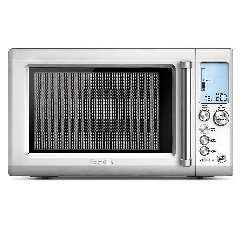 Breville BREBMO734XL Microwave Oven, Silver: Amazon.ca: Home & Kitchen