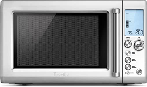 Amazon Com Breville Quick Touch Bmo734xl Kitchen Amp Dining