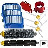 Wartungskit für die iRobot Roomba Serie 600 Reinigungskit Bürsten Filter Set für 620 630 650 660 verkauft von SchwabMarken®