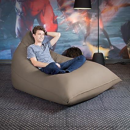Prime Amazon Com Jaxx Pivot Bean Bag Recliner For Adults Chair Unemploymentrelief Wooden Chair Designs For Living Room Unemploymentrelieforg