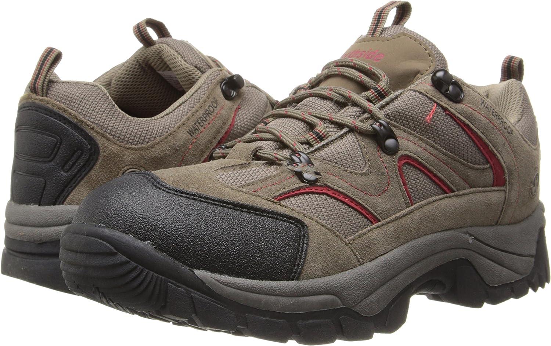 Northside Mens Snohomish Low Waterproof Hiking Shoe