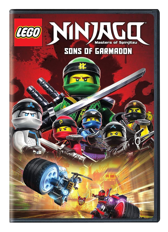 Lego Ninjago: Masters Of Spinjitzu - Season 8 2 Dvd Edizione ...
