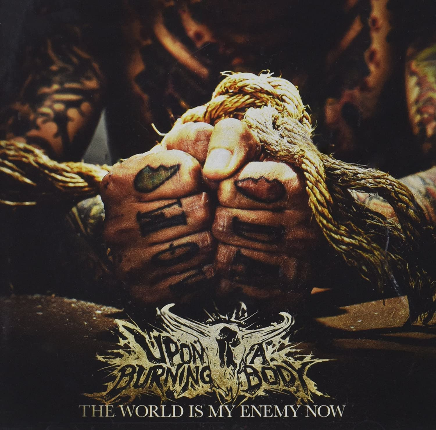 Upon a Burning Body World Is My Enemy Now Amazon Music