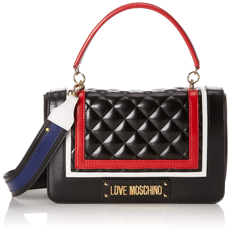 Love Moschino Black Borsa Donna Nera Ss19