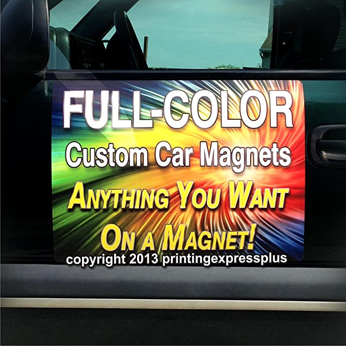 "Custom TREE TRIMMING Magnetic Signs for Car Truck SUV 6/""x18/"" Phone or Web site"