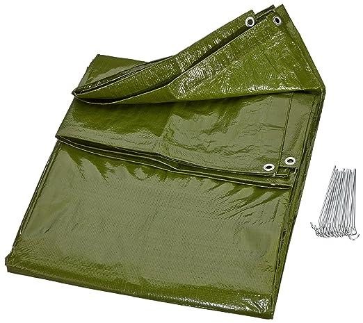 9 opinioni per 10T- GS LIGHT, Telo sotto tenda, 200x300 cm, colore: Blu