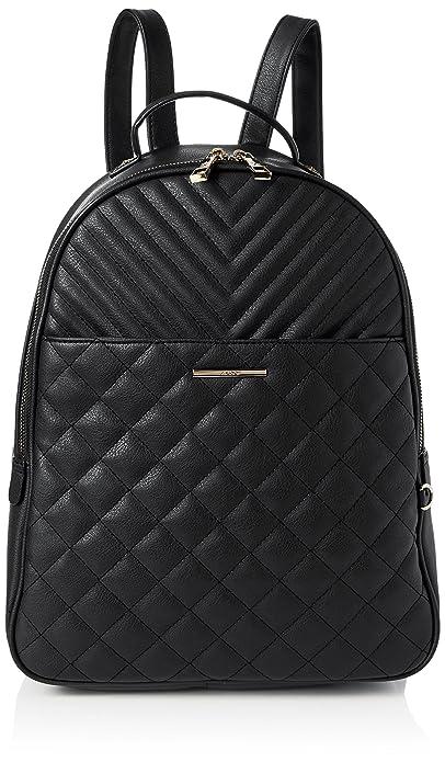 f9631c6ad6e Aldo Womens Ventea Backpack Black (Black)  Amazon.co.uk  Shoes   Bags
