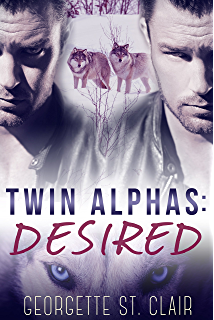Twin Alphas: Claimed (A BBW Werewolf Romance) - Kindle edition by