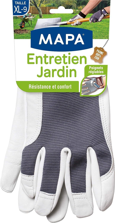Gants de Jardinage Entretien Jardin Taille 9//XL Mapa