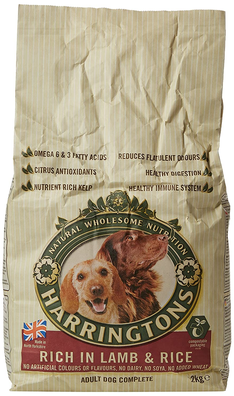Harringtons Dog Food Direct