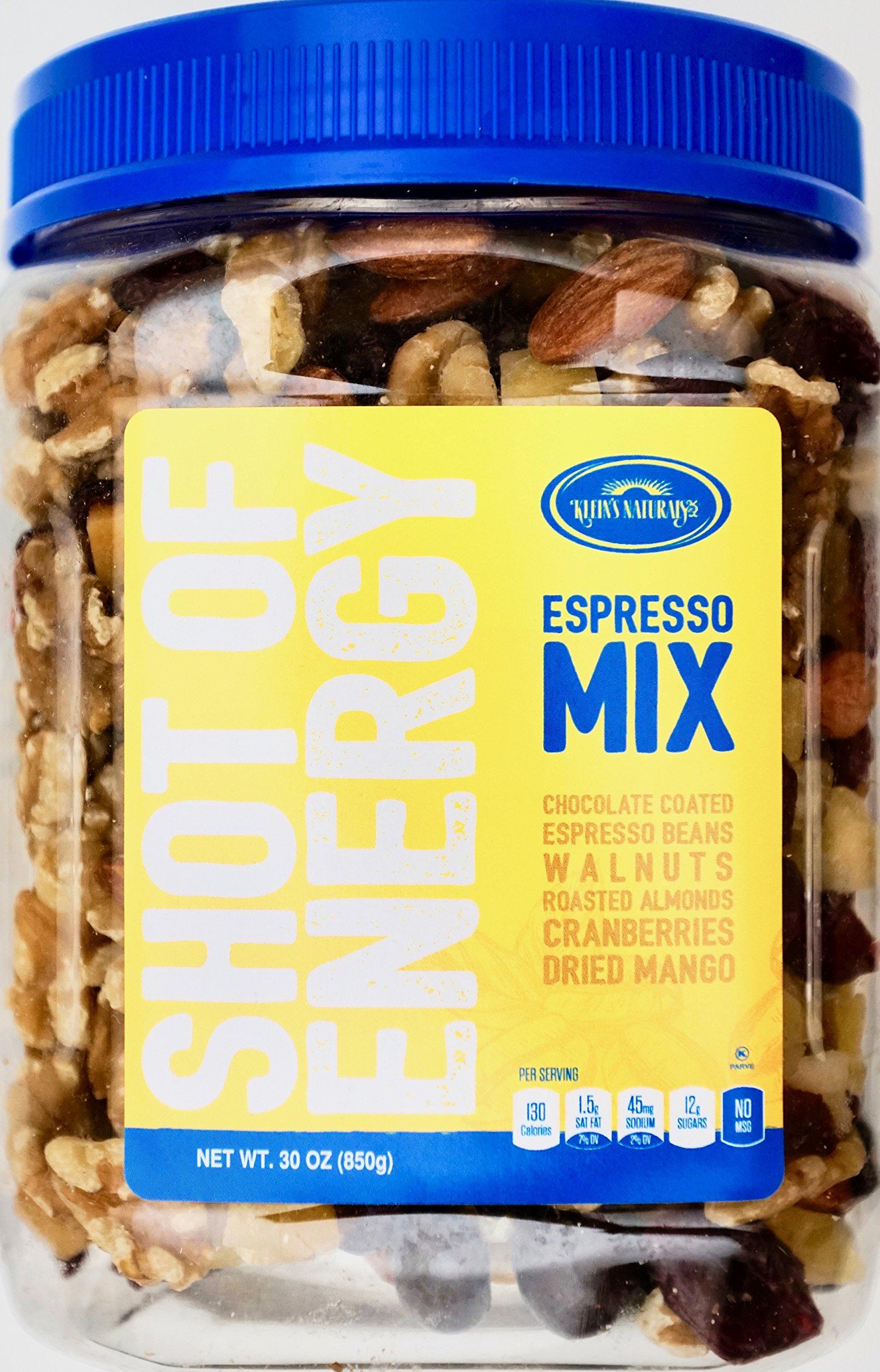 Klein's Naturals Espresso Mix, 30 oz
