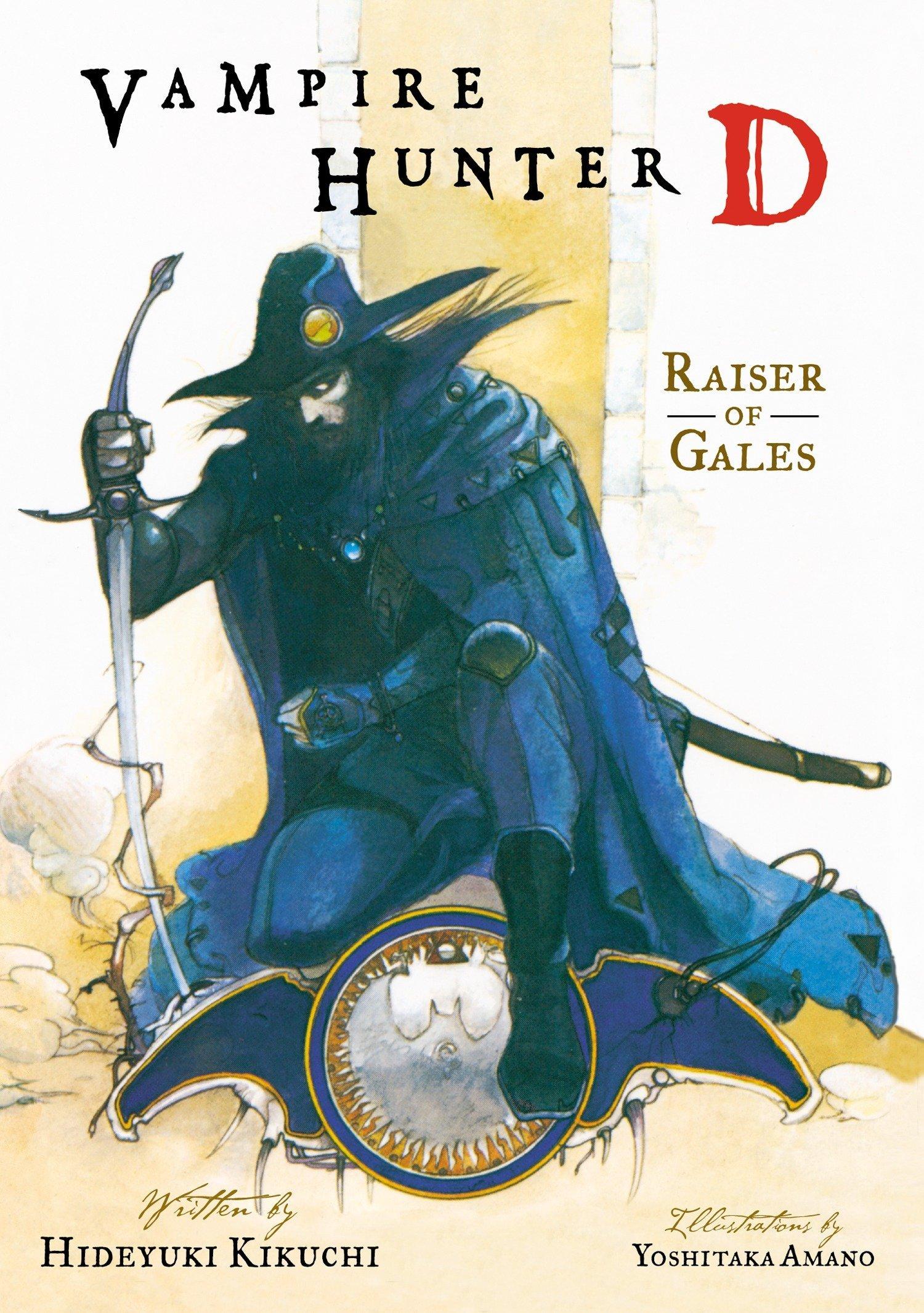 Vampire Hunter D, Vol. 2: Raiser of Gales Text fb2 ebook