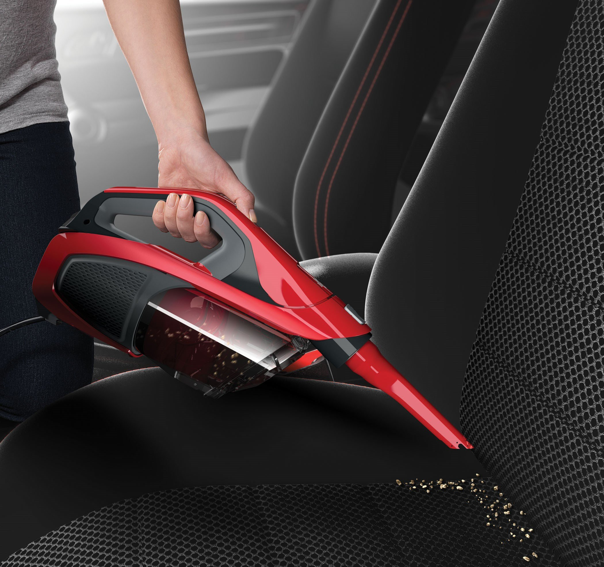 Dirt Devil Vacuum Cleaner 360 Reach Pro Corded Bagless Stick and Handheld Vacuum SD12515B by Dirt Devil (Image #13)
