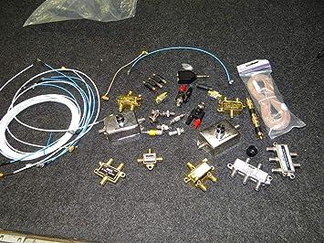 Lote de atenuadores de señal de radio, divisores, RCA Radio ...